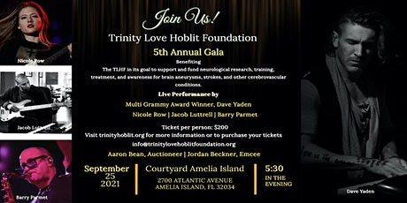 Trinity Love Hoblit Foundation 5th Annual Gala tickets