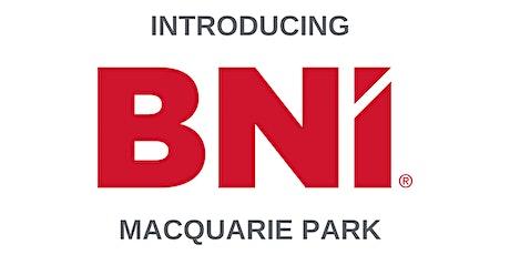 BNI Macquarie Park Information Session tickets