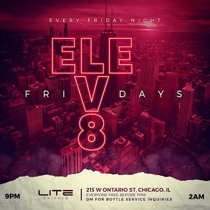 #ELEv8 At LITE image