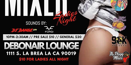The Plugg Mixer *LADIES NIGHT* tickets