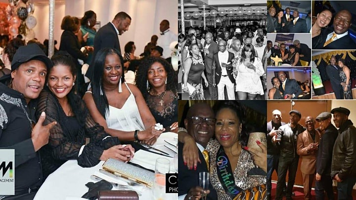 MR DANROJ Birthmonth  Party Celebrations - Friends & Family image