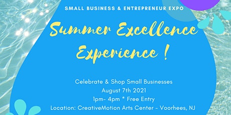 Summer Excellence Experience tickets