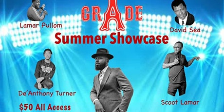 Grade A Summer Showcase tickets