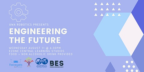 Engineering The Future tickets