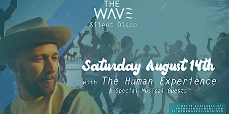 August 14th// Santa Monica Sunset  Silent Wave with The Human Experience tickets