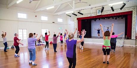 Wynnum Dance Therapy Class For Women tickets