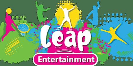 Leap Trampoline tickets