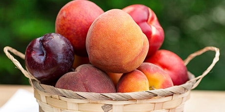 VIRTUAL - Delicious Recipes Featuring Stone Fruits tickets