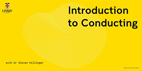 Introduction to Conducting: with Dr. Steven Hillinger tickets