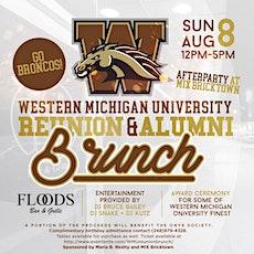 Western Michigan University Reunion Brunch 2021 tickets
