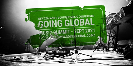 Going Global Music Summit 2021 tickets
