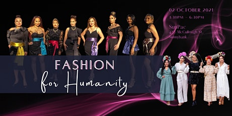 Fashion for Humanity tickets