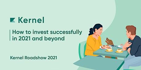 Kernel Investing Roadshow 2021 - Napier tickets