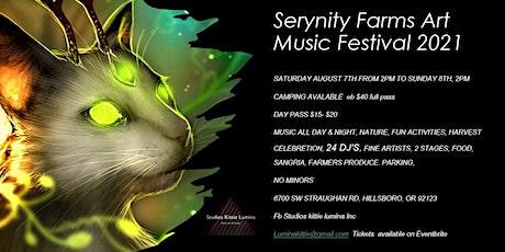 Serynity Farm Art Music Festival tickets