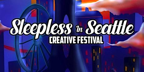Sleepless In Seattle Creative Festival tickets