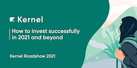 Kernel Investing Roadshow 2021 - Queenstown tickets