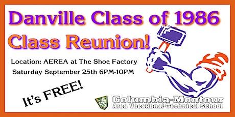 Danville Class of '86 Reunion tickets