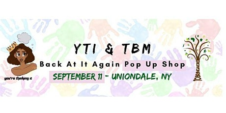 Back at It Again Pop Up Shop tickets