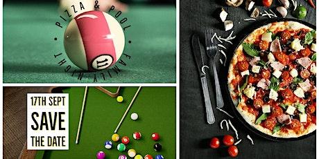 Pizza & Pool Night tickets