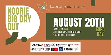 Koorie Big Day Out tickets