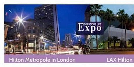 Conscious Life Expo : 17-19th September 2021 tickets