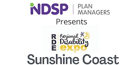 Sunshine Coast Regional Disability Expo - Exhibitors Networking Event tickets