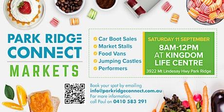 Park Ridge Markets - Stall Holders tickets