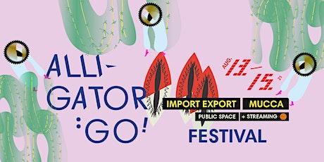 Alligator:Go! Festival Tickets
