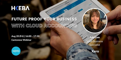 Future proof your business with Cloud Accounting tickets