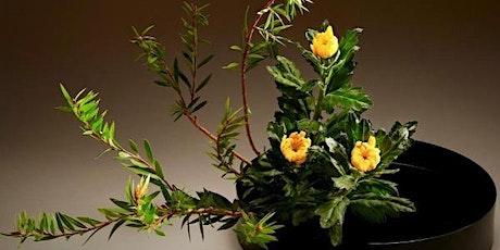 The Art of Ikebana by Rieko - Ikebana Rising Form Basics (小原流 Ohara School) tickets