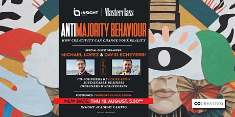 Antimajority Behaviour (Creativity) | Insight Masterclass tickets