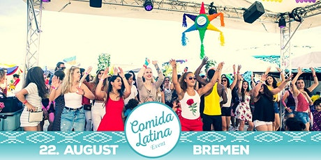 Comida Latina- Latin Street Food Festival in Bremen Tickets
