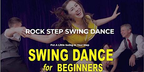 Beginner Swing Dance Course- 8 Weeks tickets