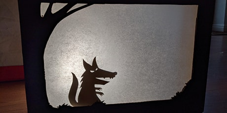 Little Red Riding Hood Shadow Puppetry Workshop tickets