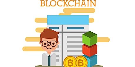 Weekends Blockchain Training Course for Beginners Fredericksburg tickets