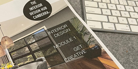 Interior Design - 3 Day Workshop - by The Interior Design Hub Canberra tickets