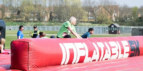 Inflatable 5k Peterborough for Wood Green tickets
