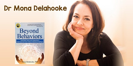 Dr Mona Delahooke – Beyond Behaviours tickets