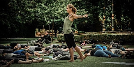 Outdoor Yoga  Orlagh House 18th August tickets