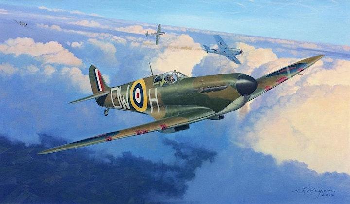 Memories of Flight: International Art Show image