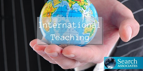 International School Teaching for 2022 and beyond: Auckland tickets