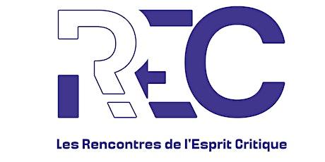 REC 2021 - Les Rencontres de l'Esprit Critique billets