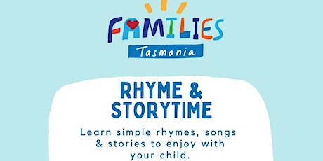 Rhyme & Storytime (Parent-Child Mother Goose sessions) tickets