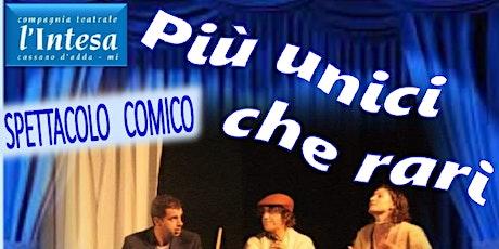 E...state a Cassano - Piu' unici che Rari - FESTA SAN BARTOMEO GROPPELLO biglietti
