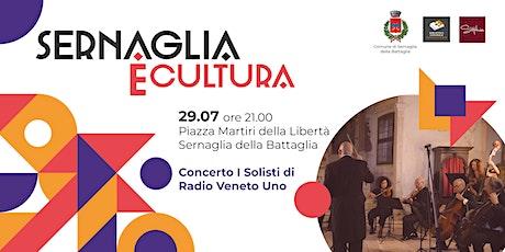 Concerto | I solisti di Radio Veneto Uno biglietti