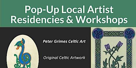 Peter Grimes Celtic Art Workshops tickets