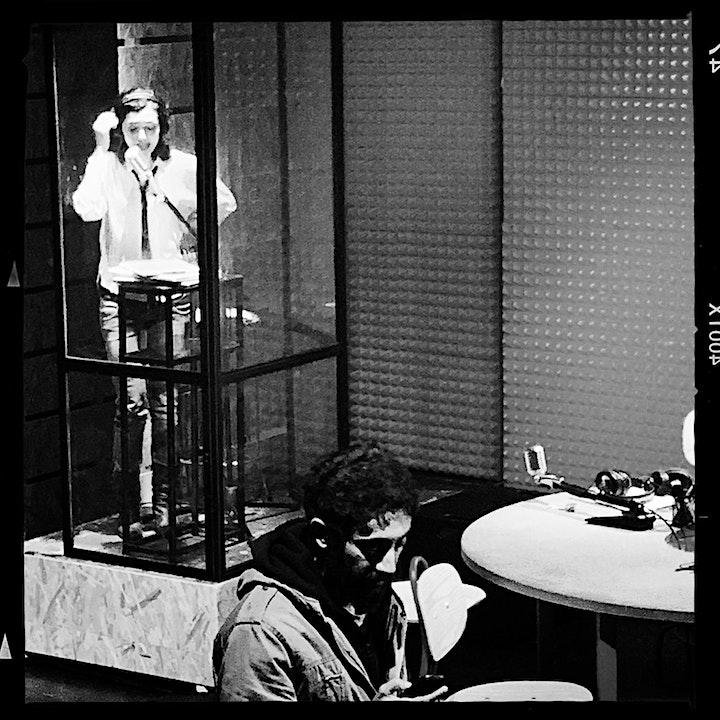 Immagine PAROLE D'ARTISTA #ogniluogoèunteatro RADIO INTERNATIONAL - prima puntata