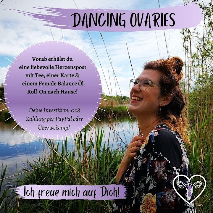 DANCING OVARIES - Online HormonYoga zum Kennenlernen: Bild