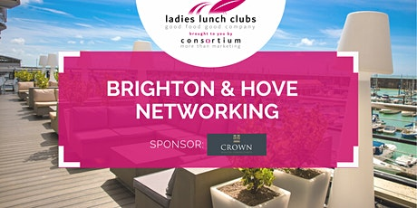Brighton & Hove Ladies Lunch Club BBQ Event - 24th  August 2021 tickets