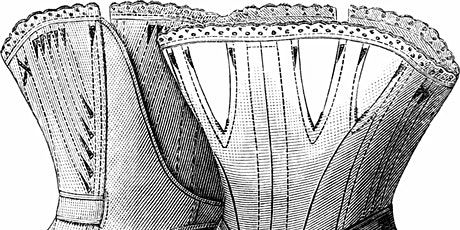 History of the Corset - Online Course - Community Learning tickets